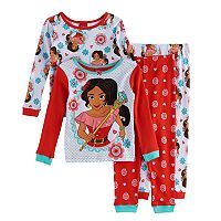 Disney's Elena of Avalor Toddler Girl 4-pc. Pajama Set