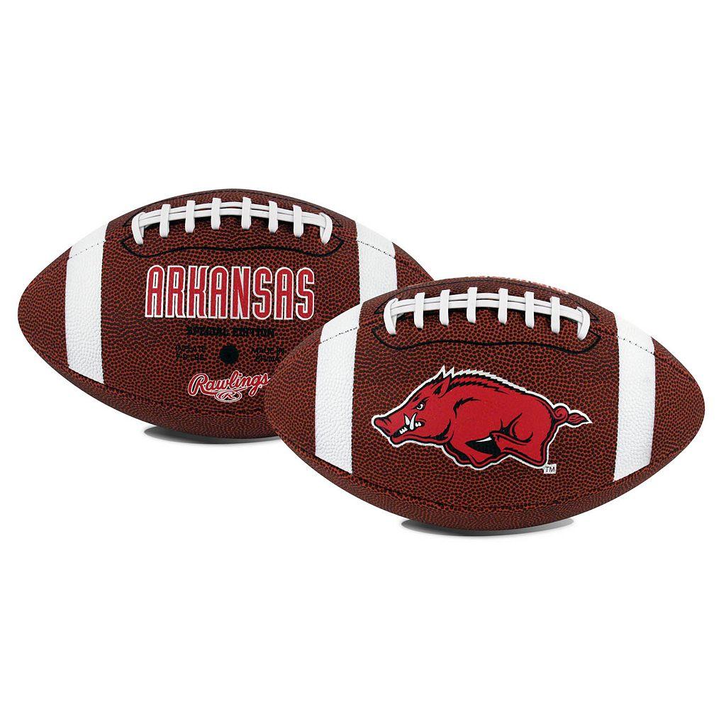 Rawlings® Arkansas Razorbacks Game Time Football