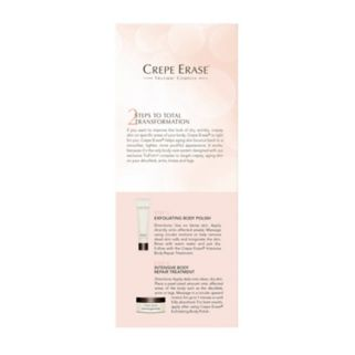 Crepe Erase 2-Step Anti-Aging Body Treatment System