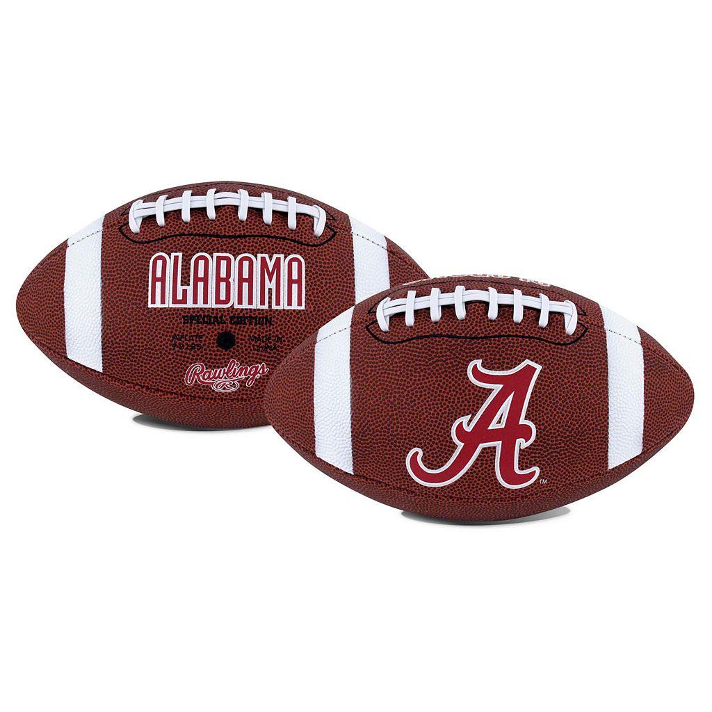Rawlings® Alabama Crimson Tide Game Time Football