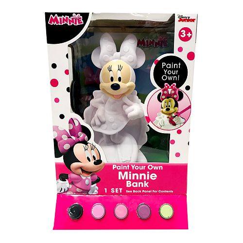 Disney's DIY Minnie Mouse Bank