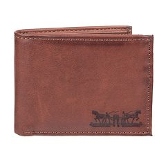 Men's Levi's RFID-Blocking Passcase Wallet