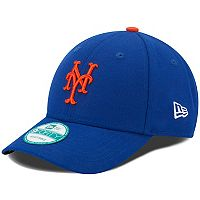 Adult New Era New York Mets 9FORTYThe League Adjustable Cap
