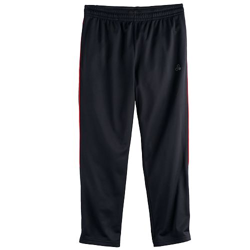 Boys 8-20 Tek Gear® Piped Tricot Training Pants in Regular & Husky