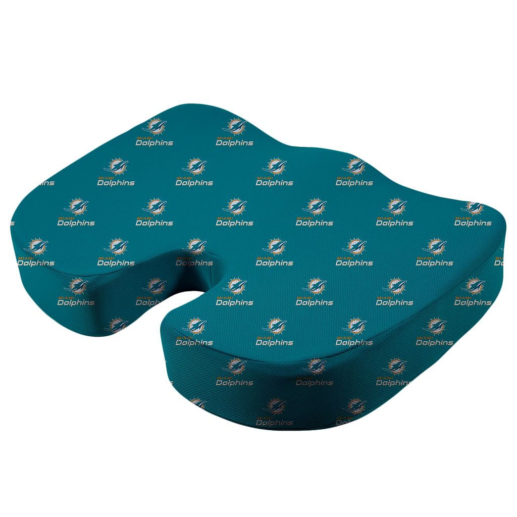 Pegasus Miami Dolphins Seat Cushion