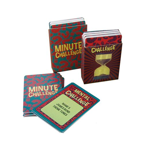 Minute Challenge Game