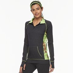Women's Realtree Rise 1/4-Zip Wind Shirt