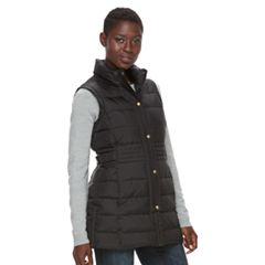 Women's Weathercast Down Puffer Vest