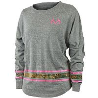 Women's Realtree Dream Oversized Long Sleeve Tee