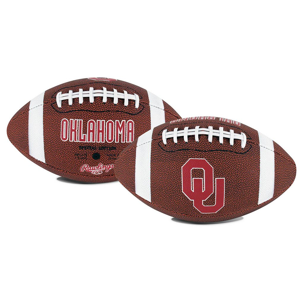 Rawlings® Oklahoma Sooners Game Time Football