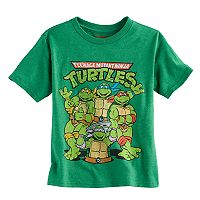Boys 4-7 Teenage Mutant Ninja Turtles Classic Graphic Tee