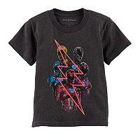 Boys 4-7 Power Rangers Graphic Tee