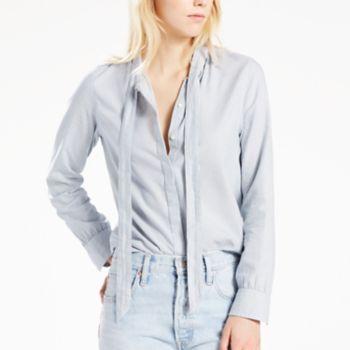Women's Levi's® Striped Shirt