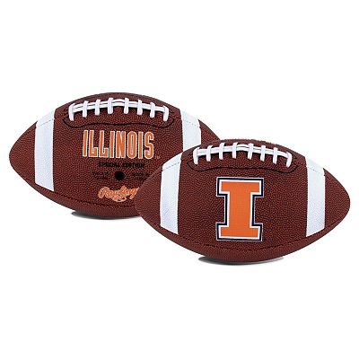 Rawlings Illinois Fighting Illini Game Time Football