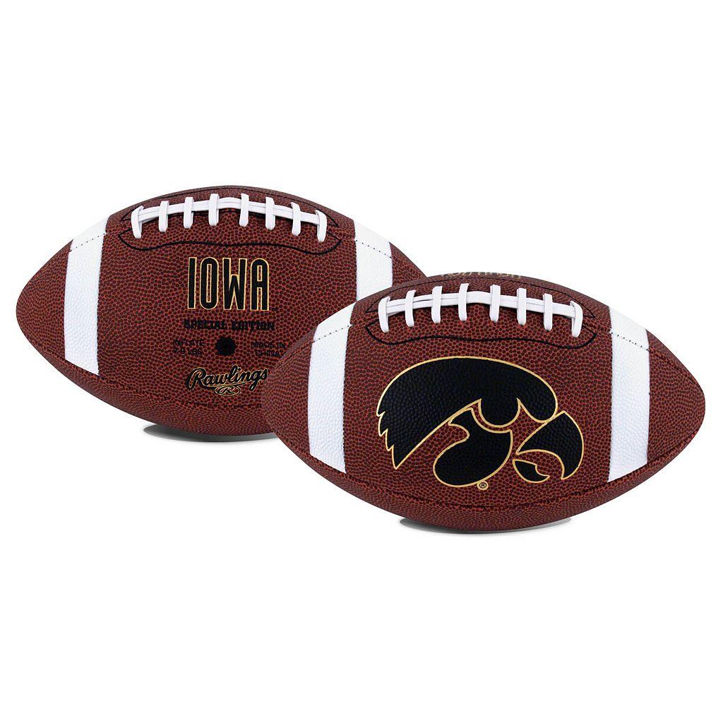 Rawlings® Iowa Hawkeyes Game Time Football