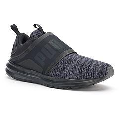 PUMA Enzo Strap Knit Men's Sneakers