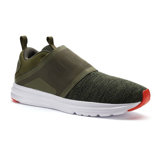 PUMA Enzo Strap Knit Men's Sneakers