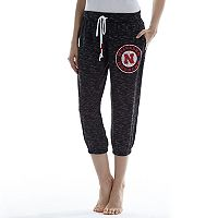 Women's Concepts Sport Nebraska Cornhuskers Backboard Capri Pants