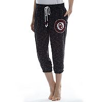 Women's Concepts Sport Oklahoma Sooners Backboard Capri Pants