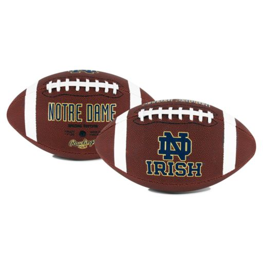 Rawlings Notre Dame Fighting Irish Game Time Football