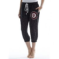 Women's Concepts Sport Indiana Hoosiers Backboard Capri Pants