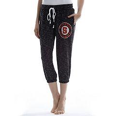 Women's Concepts Sport Syracuse Orange Backboard Capri Pants