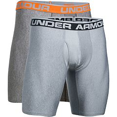 Men's Under Armour 2-pack Original Series 9-inch Boxerjock® Boxer Briefs