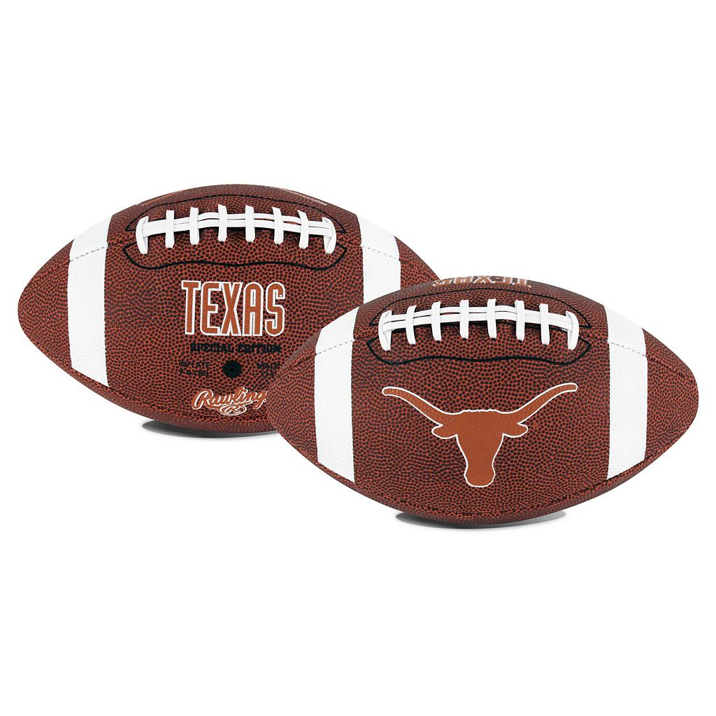 Rawlings® Texas Longhorns Game Time Football