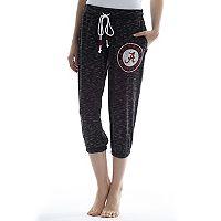 Women's Concepts Sport Alabama Crimson Tide Backboard Capri Pants