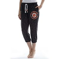 Women's Concepts Sport Clemson Tigers Backboard Capri Pants