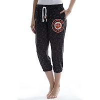 Women's Concepts Sport Clemson Tigers Backboard Capri Pants