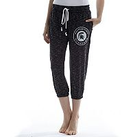 Women's Concepts Sport Michigan State Spartans Backboard Capri Pants