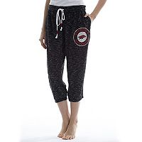 Women's Concepts Sport Arkansas Razorbacks Backboard Capri Pants