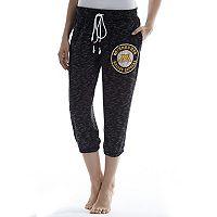 Women's Concepts Sport Minnesota Golden Gophers Backboard Capri Pants