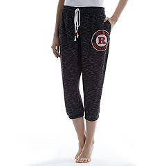 Women's Concepts Sport Rutgers Scarlet Knights Backboard Capri Pants