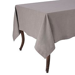 KAF HOME Rustic Tablecloth