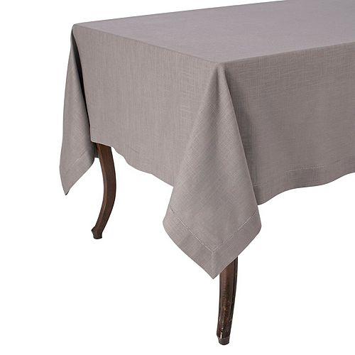 KAF HOME Rustic Tablecloth