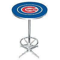 Chicago Cubs Pub Table