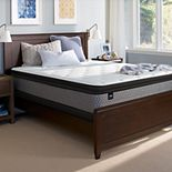 Sealy Essentials O'Neill Plush Pillow Top Mattress & Box Spring Set