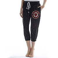 Women's Concepts Sport Chicago Bears Backboard Capri Pants