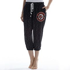 Women's Concepts Sport Cincinnati Bengals Backboard Capri Pants