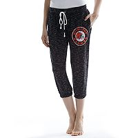 Women's Concepts Sport Cleveland Browns Backboard Capri Pants