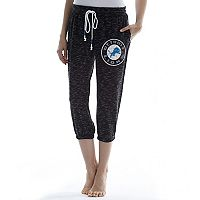 Women's Concepts Sport Detroit Lions Backboard Capri Pants