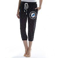 Women's Concepts Sport Detroit Lions Backboard Capri Pants