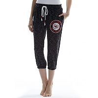 Women's Concepts Sport Kansas City Chiefs Backboard Capri Pants