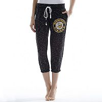Women's Concepts Sport Minnesota Vikings Backboard Capri Pants