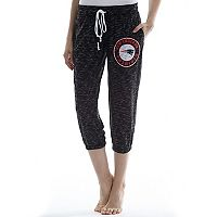 Women's Concepts Sport New England Patriots Backboard Capri Pants