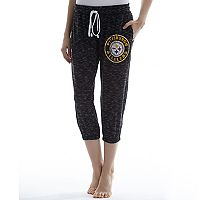 Women's Concepts Sport Pittsburgh Steelers Backboard Capri Pants