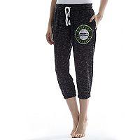 Women's Concepts Sport Seattle Seahawks Backboard Capri Pants