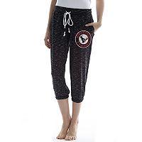Women's Concepts Sport Houston Texans Backboard Capri Pants
